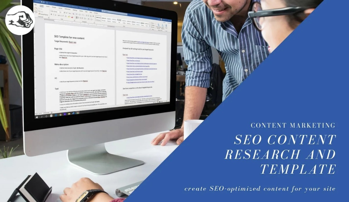 fiverr seo, content research