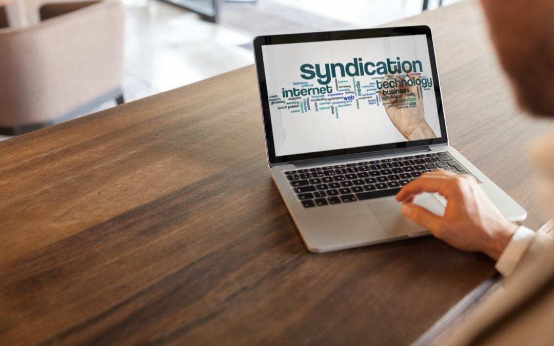 Strong Blogging: How To Grow With Content Syndication