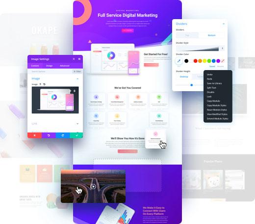 best blogging platform, divi