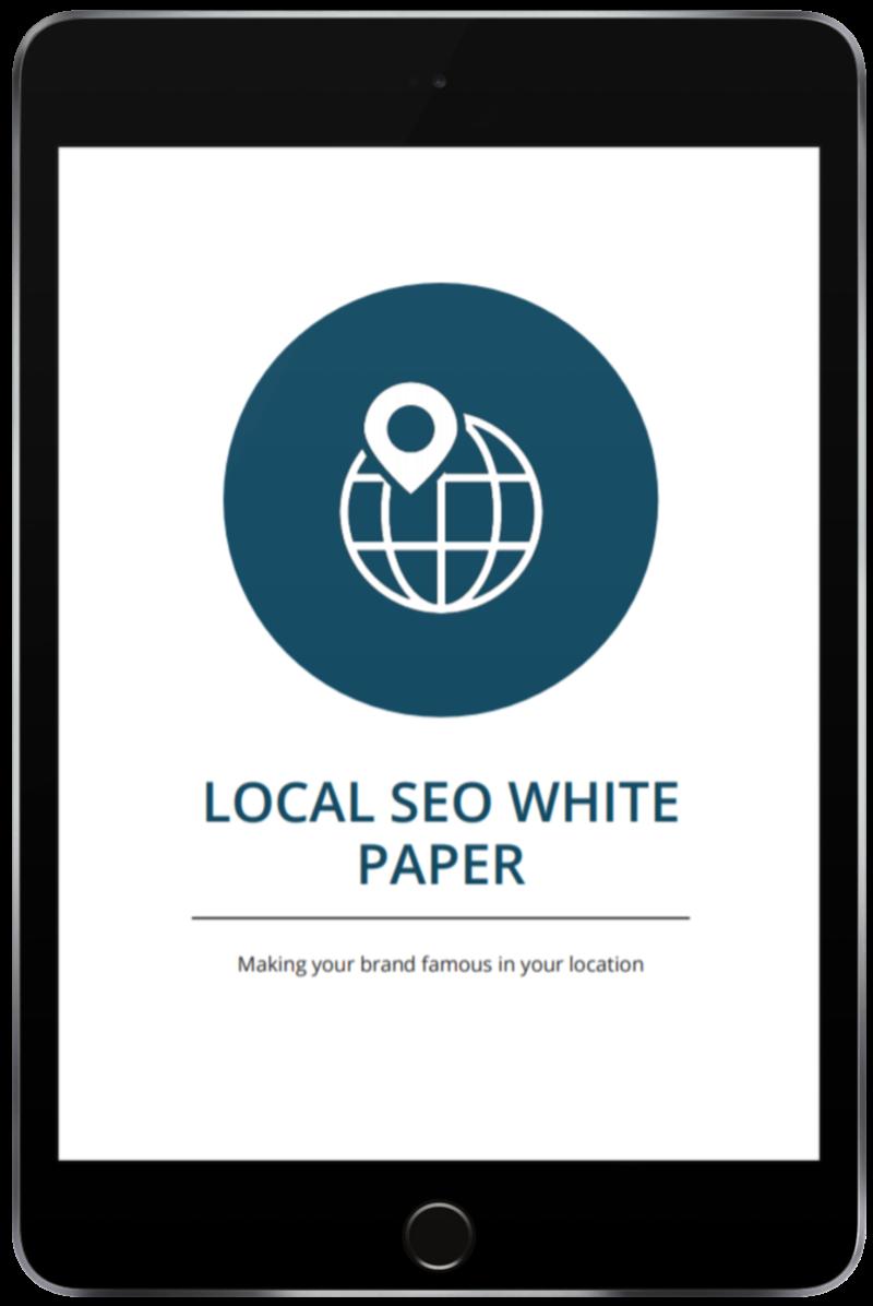 free e-book, local seo white paper
