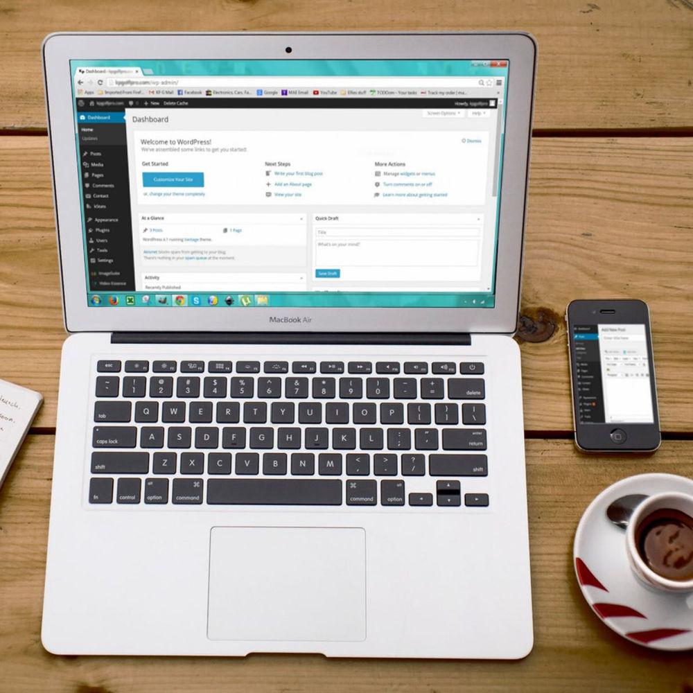 best blogging platform, wordpress